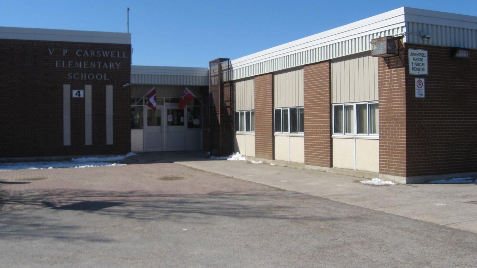 V.P. Carswell Elementary School